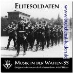 36038 - AAVV,  - Elitesoldaten. Musik in der Waffen-SS Originalaufnahmen der Leibstandarte Adolf Hitler - CD