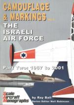 36072 - Ball, R. - Camouflage and Markings 04: Israeli Air Force Part Two 1967-2001