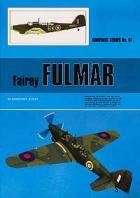 36115 - Bussy, G. - Warpaint 041: Fairey Fulmar