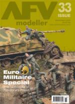 36138 - AFV Modeller,  - AFV Modeller 033. Euro Militaire Special
