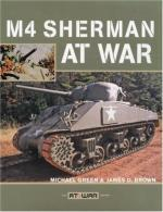 36183 - Green-Brown, M.-J.D. - M-4 Sherman at War