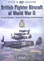 36396 - AAVV,  - British Fighter Aircraft of WWII 3 DVD