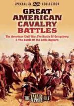 36403 - AAVV,  - Great American Cavalry Battles 3 DVD