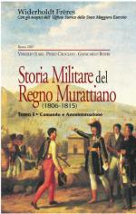 36477 - Ilari-Crociani-Boeri, V.-P.-G. - Storia Militare del Regno Murattiano (1806-1815) 3 Voll