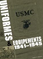 36507 - Alberti-Pradier, B.-L. - USMC. Uniformes et Equipements 1941-45