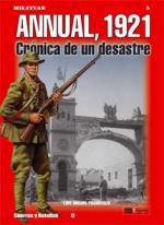 36535 - Arias Ramos, R. - Militiae 05: Annual, 1921. Cronica de un desastre