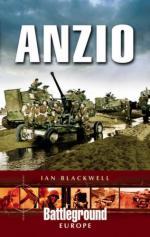 36550 - Blackwell, I. - Battleground Europe - Anzio