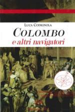 36559 - Codignola, L. - Colombo e altri navigatori