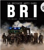 36566 - AAVV,  - BRI La Brigade Anti-Gang. 36, Quai des Orfevres. Libro+DVD