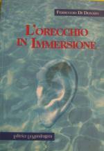 36622 - Di Donato, F. - Orecchio in immersione (L')