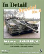 36682 - Koran-Martinec-de Boer, F.-J.-J.W. - In Detail Special 04: Strv 103B/C. S-Tank 103C at the Belgian Royal Army Museum and 1/35 and 1/72 Scale Models