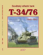36687 - Kopecky-Stepanek, M.-P. - Sovetsky stredni tank T-34/76 1940-1943
