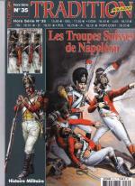 36689 - Tradition, HS - Tradition HS 35: Les Troupes Suisses de Napoleon