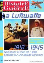 36725 - AAVV,  - HS Histoire de Guerre 03: La Luftwaffe 1918-1945