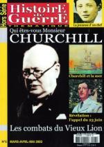 36727 - AAVV,  - HS Histoire de Guerre 05: Churchill. Les combats du vieux lion
