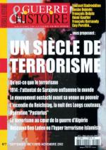 36729 - AAVV,  - HS Histoire de Guerre 07: Un siecle de terrorisme