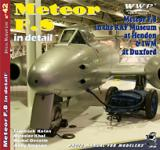 36757 - AAVV,  - Special Museum 42: Meteor F.Mk 8 in detail. Meteor F.Mk 8 in the RAF Museum at Hendon and IWM at Duxford