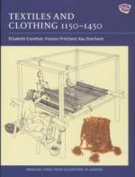 36824 - Crowfoot-Pritchard-Staniland, E.-F.-K. - Textiles and Clothing 1150-1450