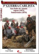 36828 - Alcala-Dalmau, C.-F.M. - Guerreros y Batallas 035: 3a Guerra Carlista. Alpens 1873. Somorrostro y San Pedro de Abanto 1874