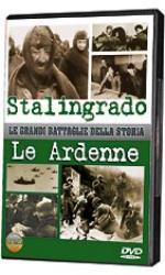 36867 - AAVV,  - Grandi battaglie della storia: Stalingrado - Le Ardenne (Le) DVD