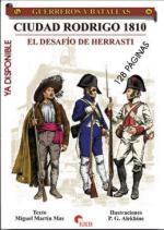 36897 - Mas-Alekhin, M.M.-P.G. - Guerreros y Batallas 036: Ciudad Rodrigo 1810. El desafio de Herrasti