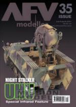 36905 - AFV Modeller,  - AFV Modeller 035. Night Stalker. Uhu Special Infrared Feature
