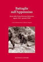 36913 - Rossi-Tampieri cur, R.-F. - Battaglie sull'Appennino. Storia della Prima Divisione Britannica