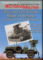 36934 - Santocildes-Castanon, J.-C. - Cuadernos de Historia Militar 02: Organos de Stalin... Made in Spain