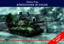 36948 - Trojca, W. - Koenigstiger in Color
