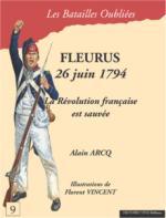 36990 - Arcq, A. - Batailles Oubliees 09: Fleurus 26 juin 1794. La Revolution francaise est sauvee
