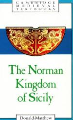 37150 - Matthew, D. - Norman Kingdom of Sicily (The)