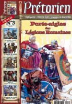 37272 - Pretorien,  - Pretorien 03. Porte-aigles des Legions Romaines