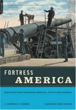 37282 - Kaufmann-Kaufmann, J.E.-H.W. - Fortress America. The Forts that Defended America, 1600 to the Present