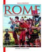 37286 - Bey, F. - Jeux et Strategies 02: Rome. Du premier siecle av. J.-C. au cinquieme siecle ap. J.-C. La legion romaine au service de l'Empire