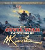 37290 - Kuenstler, M. - Civil War Paintings of Mort Kuenstler Vol 2: Fredericksburg to Gettysburg