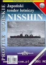 37343 - Brzezinki, S. - Profile Morskie 090: Nisshin, Japanese Seaplane Carrier