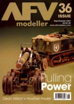 37351 - AFV Modeller,  - AFV Modeller 036. Pulling Power