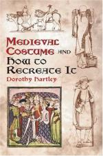 37359 - Hartley, D. - Medieval Costume and how to Recreate it