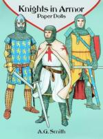 37369 - Smith, A.G. - Knights in Armour paper dolls