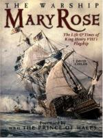 37378 - Childs, D. - Warship Mary Rose. The Life and Times of King Henry VIII's Flagship (The)