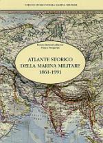 37394 - La Racine-Prosperini, R.B.-F. - Atlante storico della marina Militare 1861-1991 - Cofanetto