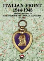 37398 - Relli-Fortuzzi-Benuzzi, G.-L.-A. - Italian Front 1944-1945. Battlefield Relics-Ritrovamenti dal campo di battaglia Vol 2