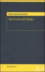 37503 - Jannuzzi, G. - Servizio di Stato