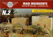 37510 - ,  - Wing of History 02: Battle of Falluja November 2004. Iraqi Insurgents