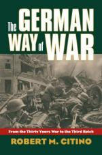 37588 - Citino, R.M. - German Way of War. From the Thirty Years War to the Third Reich (The)