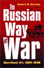 37589 - Harrison, R.W. - Russian Way of War. Operational Art, 1904-1940