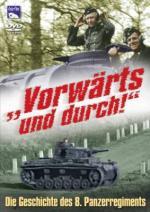 37637 - AAVV,  - 'Vorwaerts und durch!' Die Geschichte des 8. Panzerregiments DVD