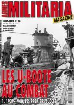 37761 - Armes Militaria, HS - HS Militaria 066: Les U-Boote au Combat Vol 1: 1939-1940 Les premiers succes