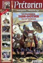 37764 - Pretorien,  - Pretorien 04. La tactique des Goths au IVe Siecle. La bataille de Salices (377)