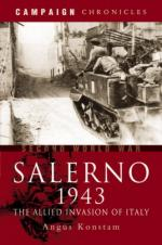37772 - Konstam, A. - Salerno 1943. The Allied Invasion of Italy